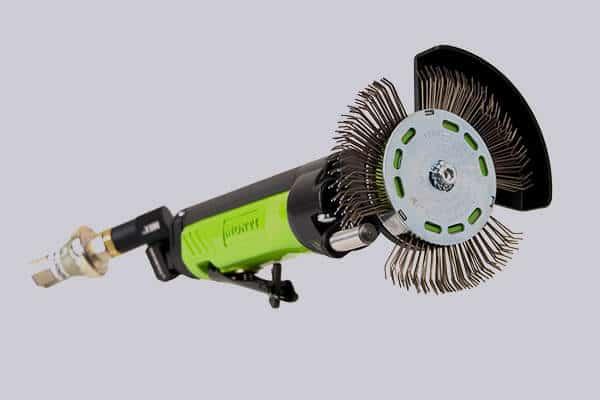 Bristle Blaster® Technology Die blaster