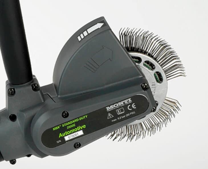 Bristle Blaster® Technology MBX