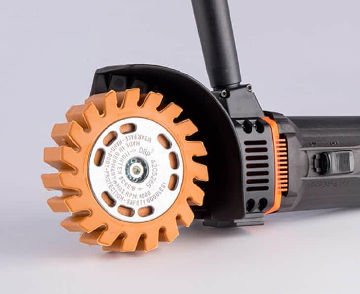 Bristle Blaster® Technology Vinyl Zapper