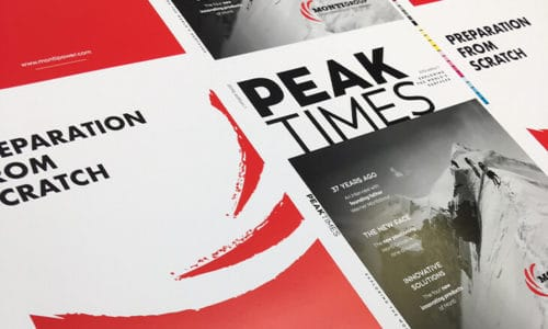 PEAK TIMES CORPORATE MAGAZINE