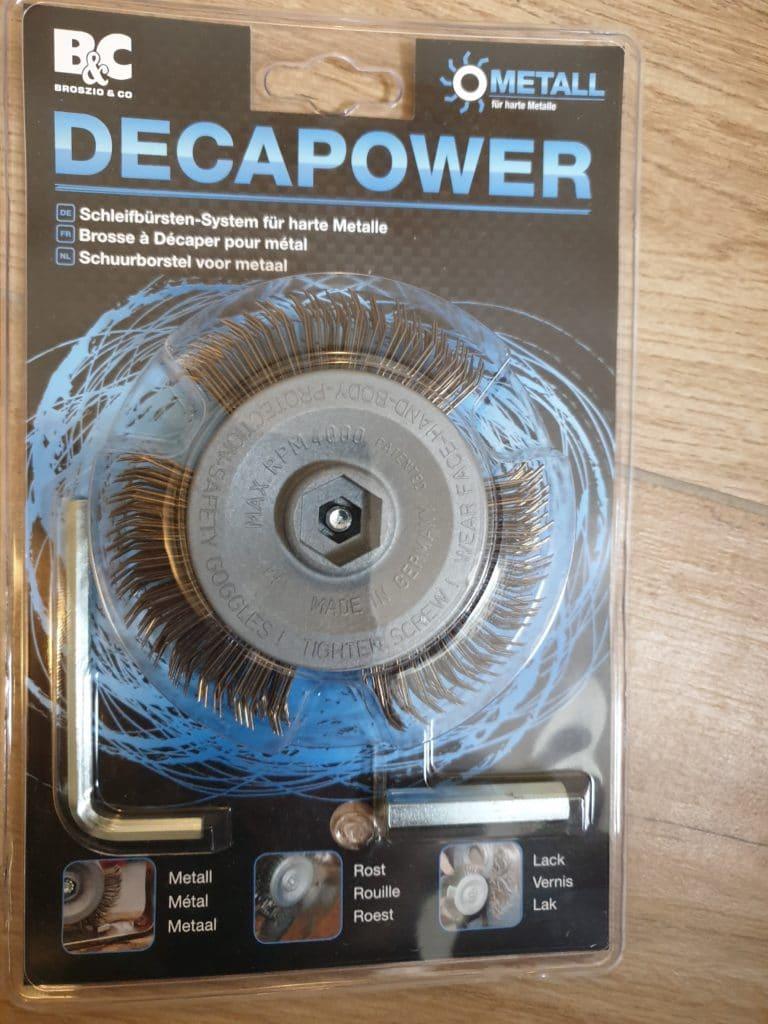 Decapower
