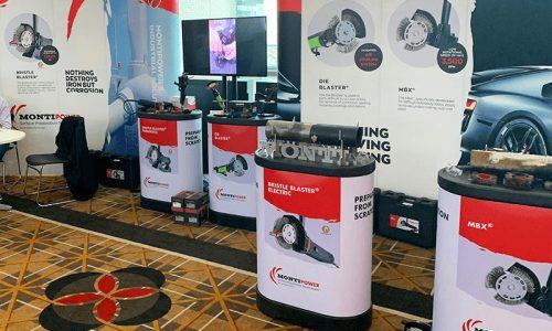 MontiPower® Australia wins award for 'Best Exhibition Booth'