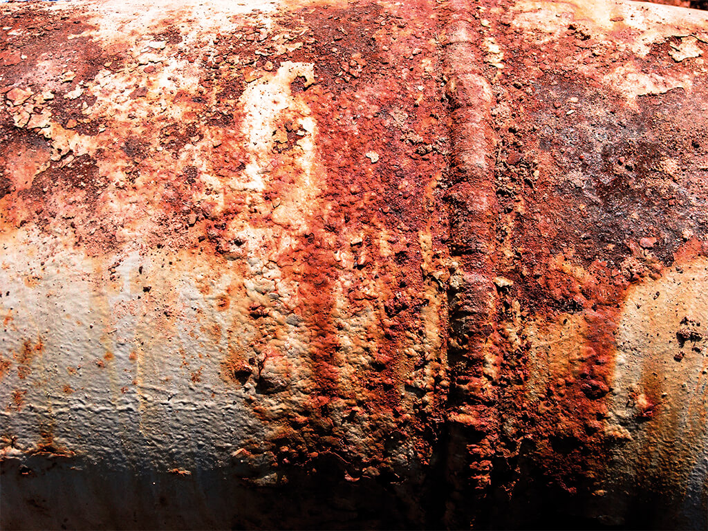 FIELD JOINT corrosion prevention