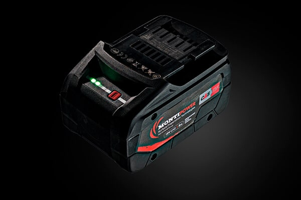 MONTIPOWER CORDLESS BRISTLE BLASTER BATTERY