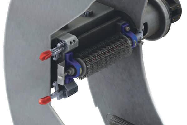 Prepper Q10 clamped